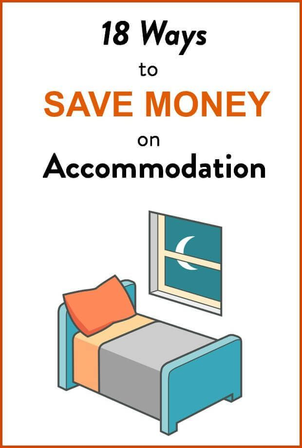 18 tips on how to save money on accommodation. Plus the best websites for booking hotels, apartments, resorts and hostels.