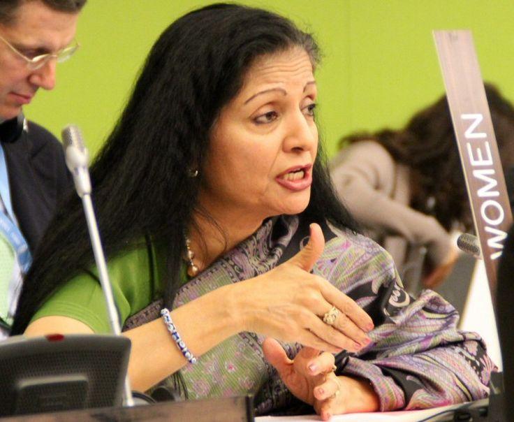 Lakšmí Puri Foto: UN Women Přidala bea k článku He4She