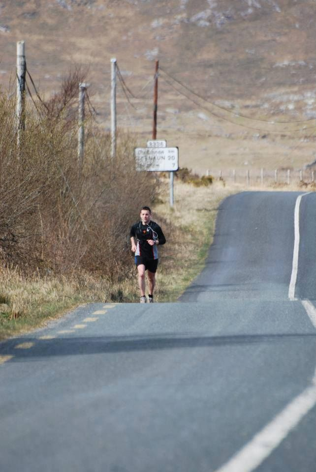Best of Luck to Instructor Brian A in Connemara100 this weekend