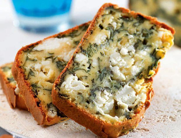 Cake Sal Ef Bf Bd Roquette Parmesan