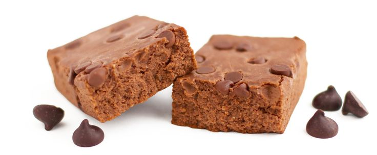 Healthy Chocolate Peanut Butter Fudge DIY Protein Bars