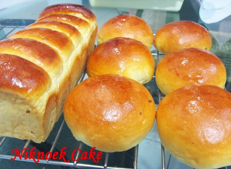Resep Roti Manis Enak ala Liliana ~ TTM Tips Trik Memasak
