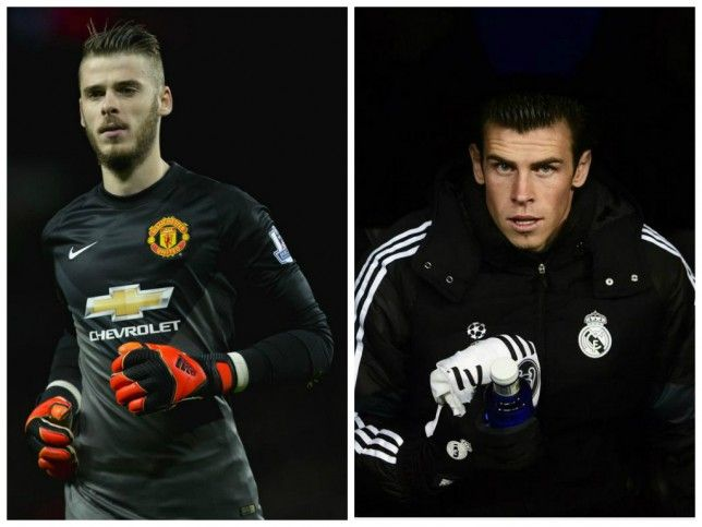 Manchester United transfer round up - Real Madrid to pay record fee for De Gea, Bale to join United in january.