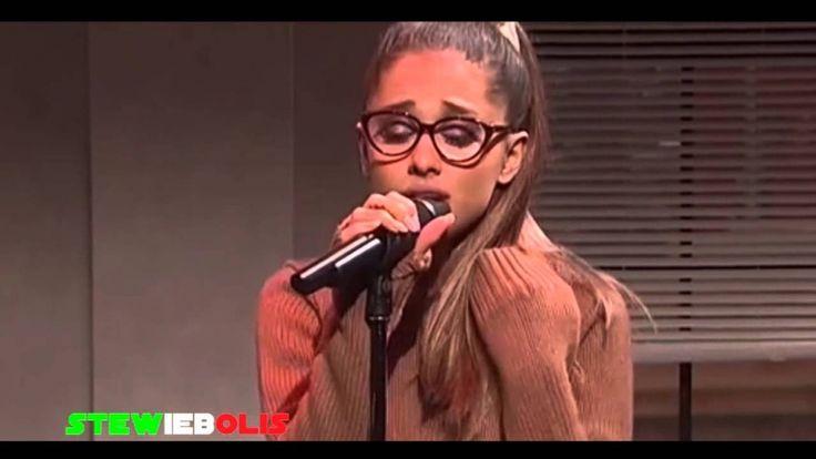 Ariana Grande Sings Like Britney Spears, Shakira, Rihanna, Celine Dion, Whitney Houston on SNL