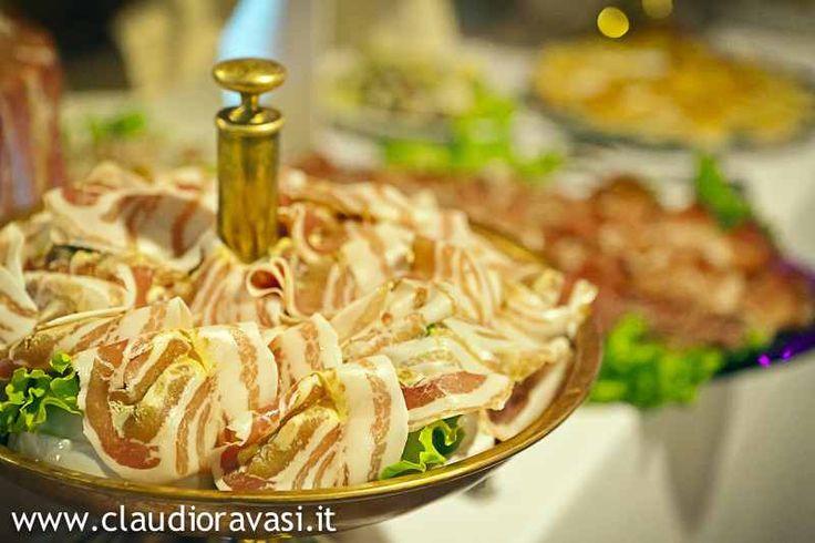 Buffet in Piscina per feste e matrimoni vicino Milano Sud a Casarile tra Milano e Pavia