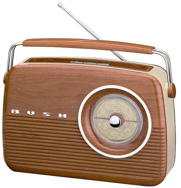 Rush Transistor Radio