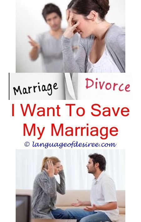 can you save a marriage