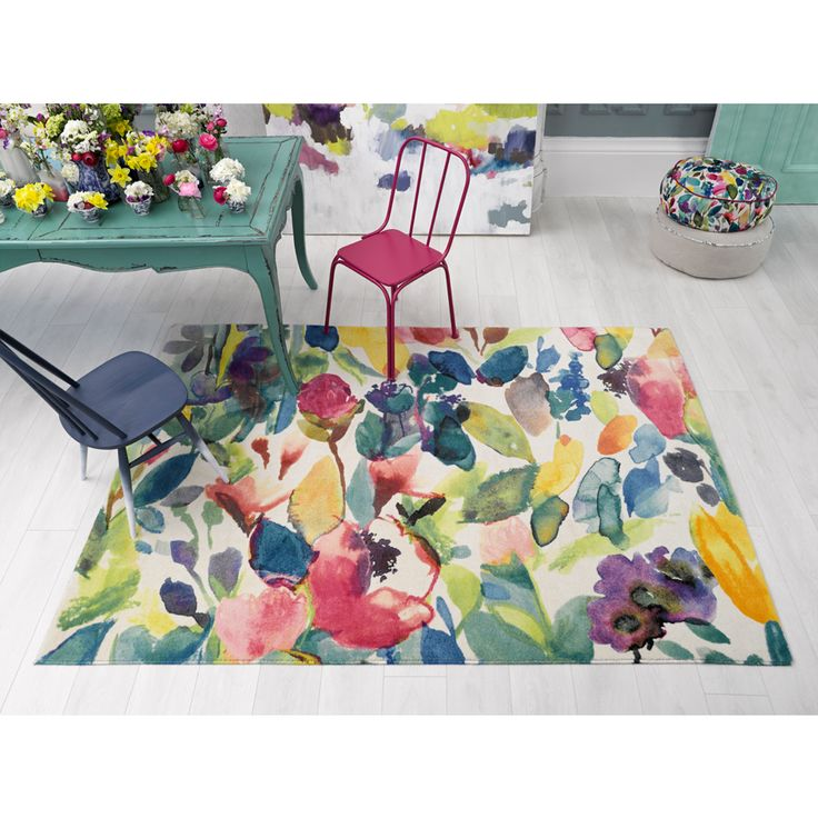 Mode rug | bluebellgray SS14 Somerset Collection