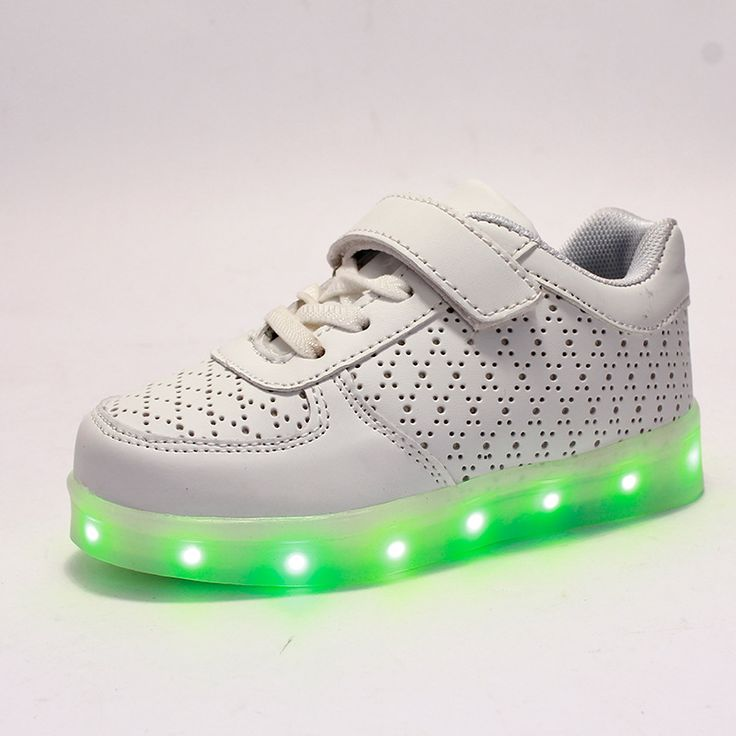>> Click to Buy << 2017 Top Fashion Tenis Infantil Children Shoes Light Led Luminous Usb Charging Nmd School Sneaker Skates For Kids Running Shoe  #Affiliate