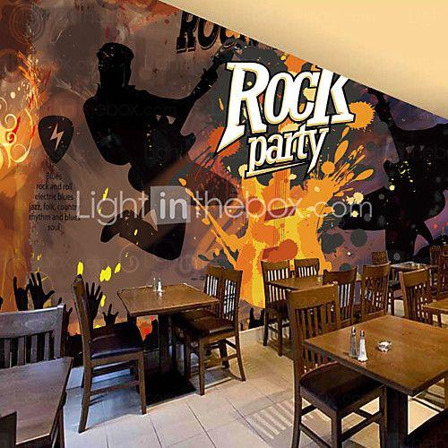 17 beste idee n over 3d behang op pinterest behang ontwerpen vinyl behang en muurschilderingen - Foto deco volwassen kamer ...