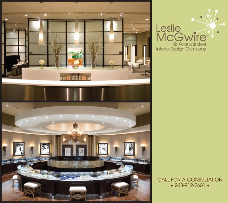 Leslie mcgwire associates interior design company call for a design consultation