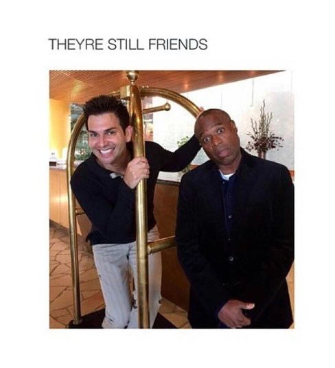 ESTEBAN AND MR MOSBEY AW THEY NEED A SEQUAL BESIDES THE SUITE LIFE ON DECK