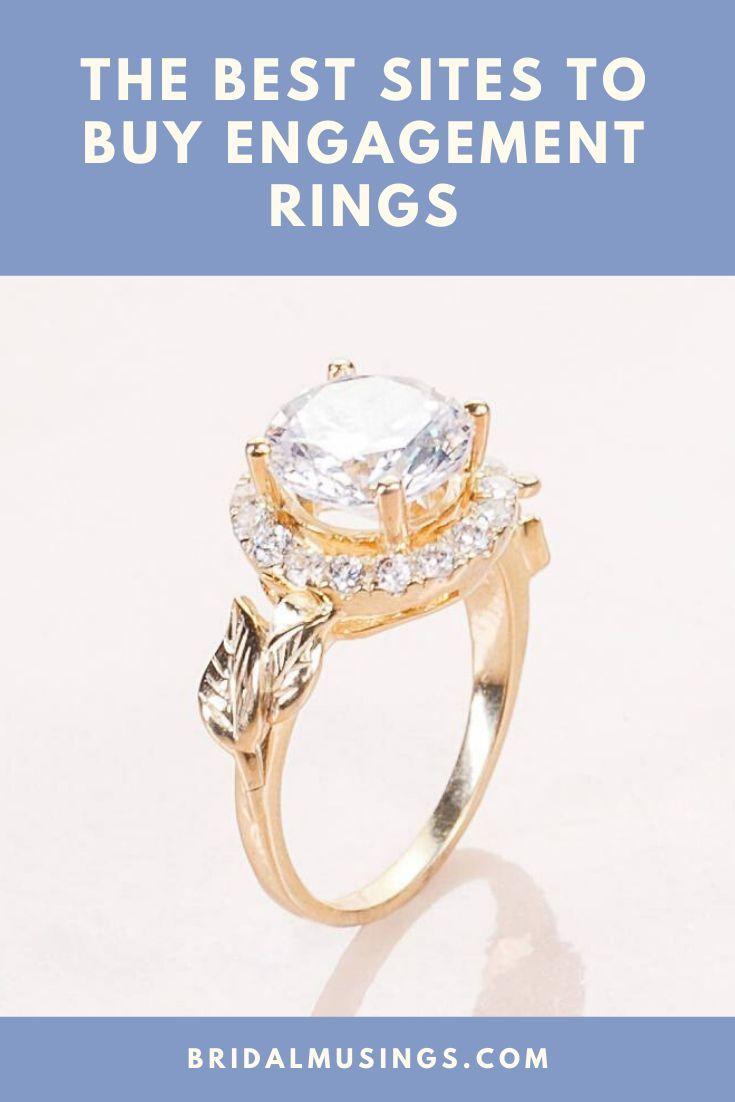 10 Best Websites To Buy Wedding Engagement Rings Online