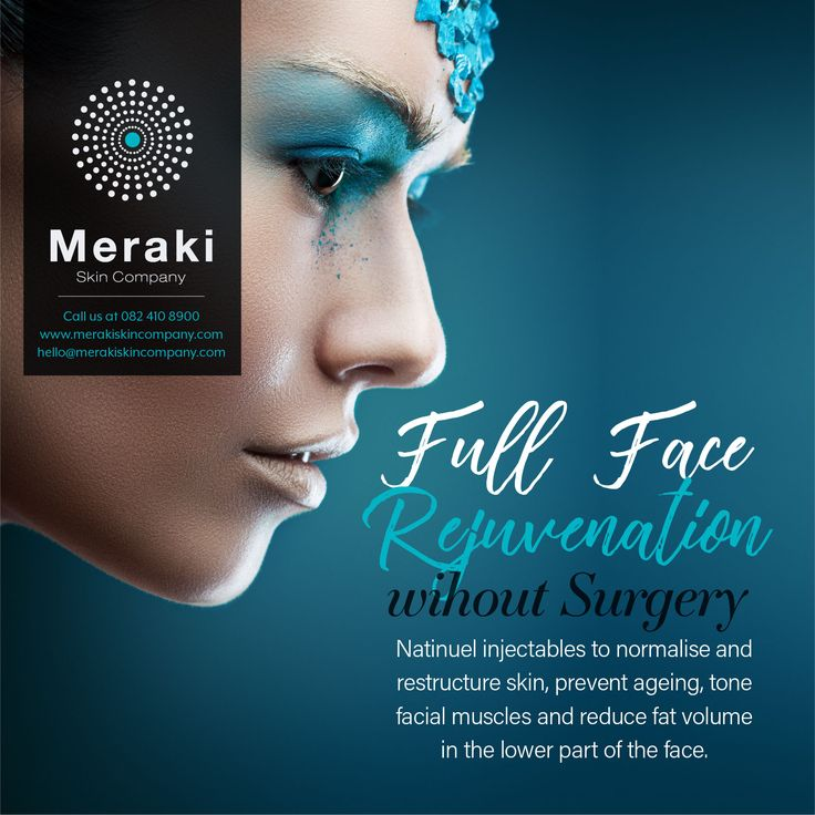 Full Face Rejuvenation wihout Surgery #Natinuel injectables to normalise and restructure skin, prevent ageing, tone facial muscles and reduce fat volume in the lower part of the face. Contact us on hello@merakiskincompany.com to find out more #MerakiSkinCompany #Skin #Rejuvenation #Natinuel
