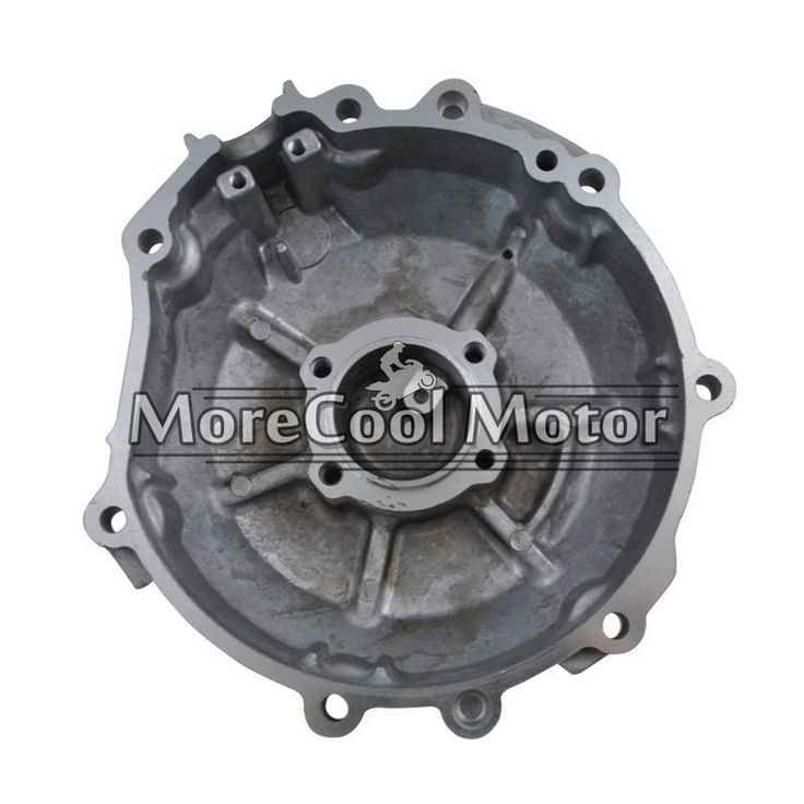 33.44$  Buy now - http://aliw5h.shopchina.info/1/go.php?t=32720354916 - Aluminum Engine STATOR Cover For KAWASAKI ZX12R ZX-12R  2002 2003 2004 2005 2006 Motorcycle Left Crankcase  #magazine