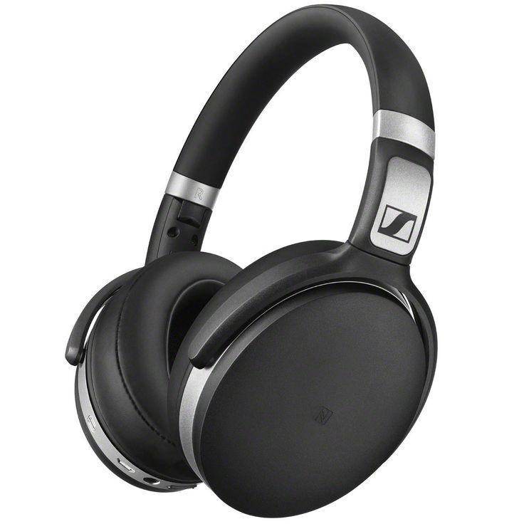 WIN: 3x Pairs SennheiserHD 4.50 BTNC Bluetooth, Noise-Cancelling Headphones