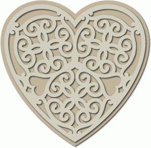 View Design #73385: romantic heart
