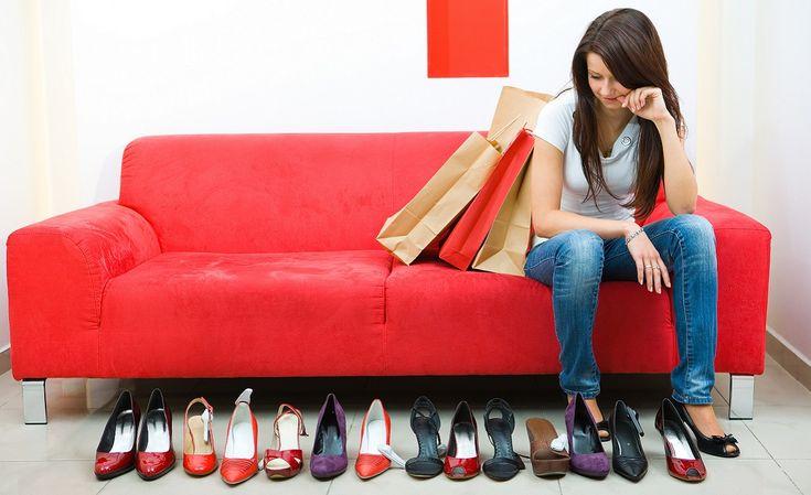 Tips para organizar los zapatos