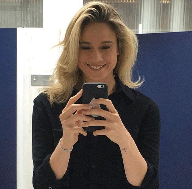 Fernanda Gentil (Foto: Reprodução Instagram)