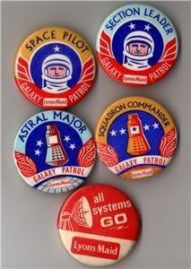 Lyons Maid Galaxy Patrol  badges huggie74's image