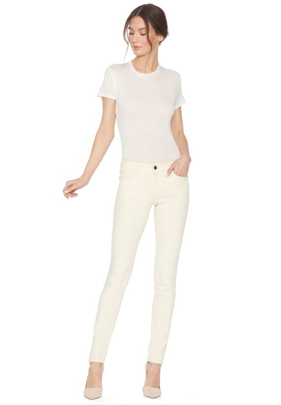 Discover the Natural Jane Skinny Jean from Alice + Olivia. Welcome the new season in style in our Fall 2016 Collection!