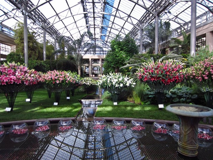 Conservatory at Longwood Gardens: Greenhouse