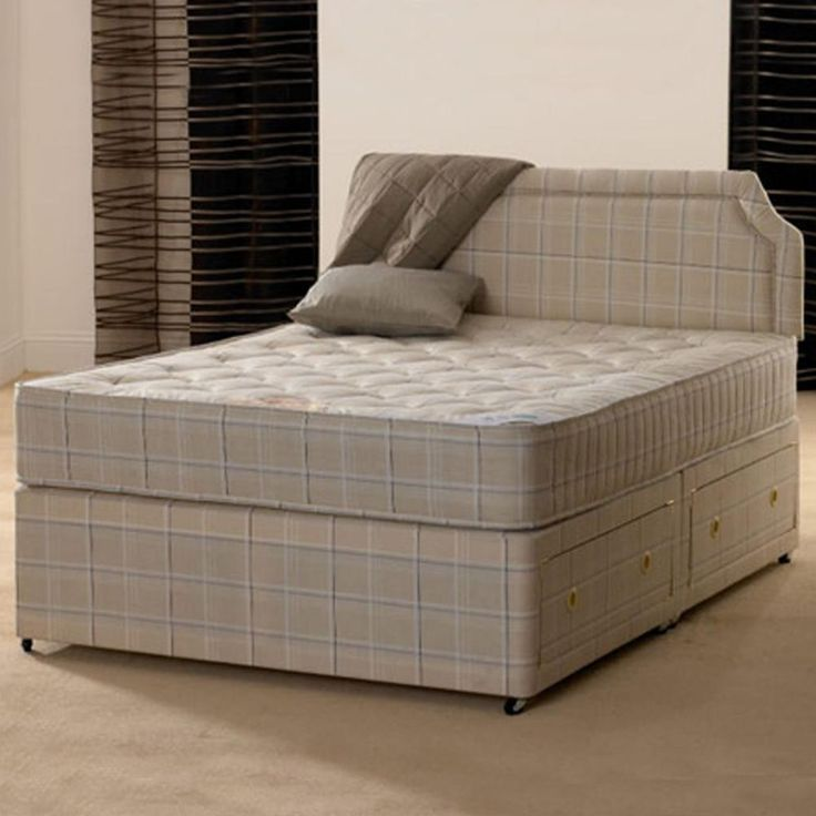 Best 25 Small double divan beds ideas on Pinterest Single divan