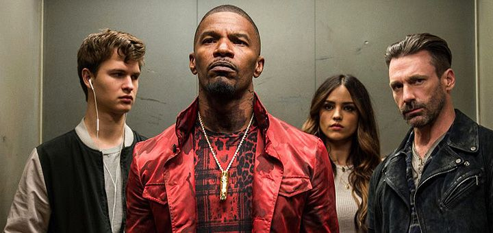 Watch the Baby Driver trailer. Ansel Elgort, Lily James, Kevin Spacey and Jamie Foxx star in the Edgar Wright directed heist movie.