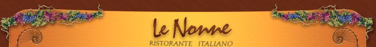 Some of the best fine dining Logan has to offer. Le Nonne provides delicious and authentic Italian cuisine.