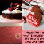 Valentines Day at The Hearth and Soul Link Party - April J Harris