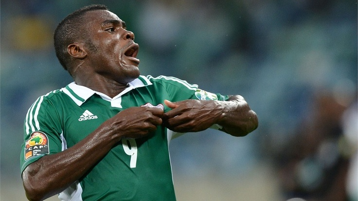 Copa África 2013: Nigeria: Emenike desencadenado: http://www.elenganche.es/2013/02/copa-africa-2013-nigeria-emenike-desencadenado.html