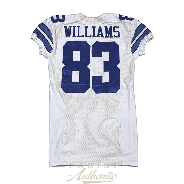 #xmas #Christmas #SportsMemorabilia.com - #SportsMemorabilia.com Terrance Williams Game Worn Dallas Cowboys Jersey From 9/28/14 vs the New Orleans Saints ~Limited Edition 1/1~ - AdoreWe.com