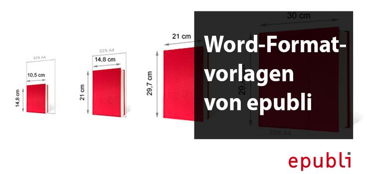 Buch erstellen leicht gemacht mit den Word-Formatvorlagen von epubli! http://blog.epubli.de/erstellen/hilfe-bei-der-bucherstellung-epubli-word-formatvorlagen-zum-kostenlosen-download/ #DesignTipps