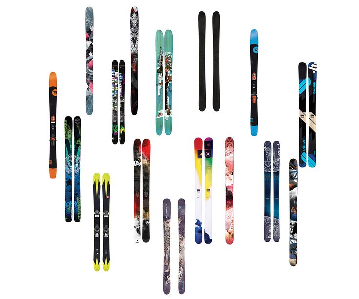 Best Powder Skis of 2014 | Fattest Skis | How to Buy Skis | Buyers Guide | SKI Magazine