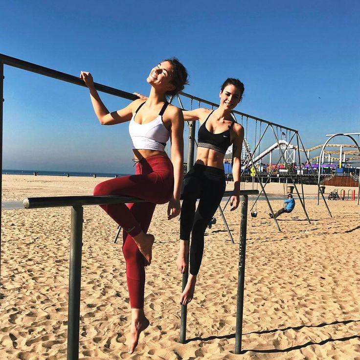 Stefanie Giesinger and Lena Meyer Landrut