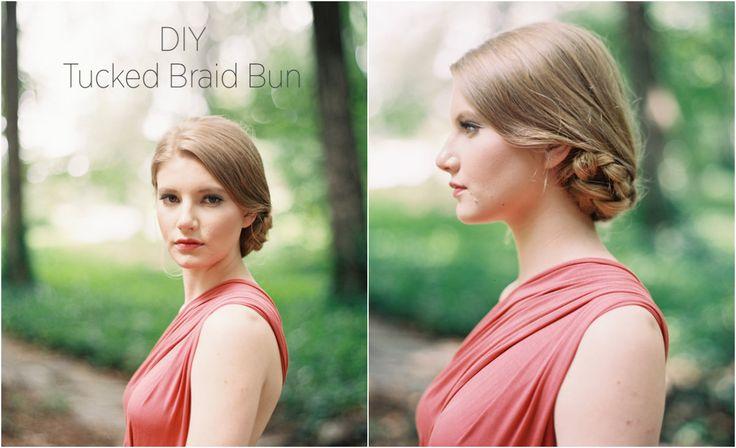 Spoločenský účes pre dlhé vlasy - KAMzaKRÁSOU.sk #kamzakrasou #krasa #tutorial #beauty #diy #health #hair #hairstyle #uces