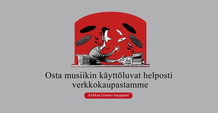 Etusivu :: Gramex