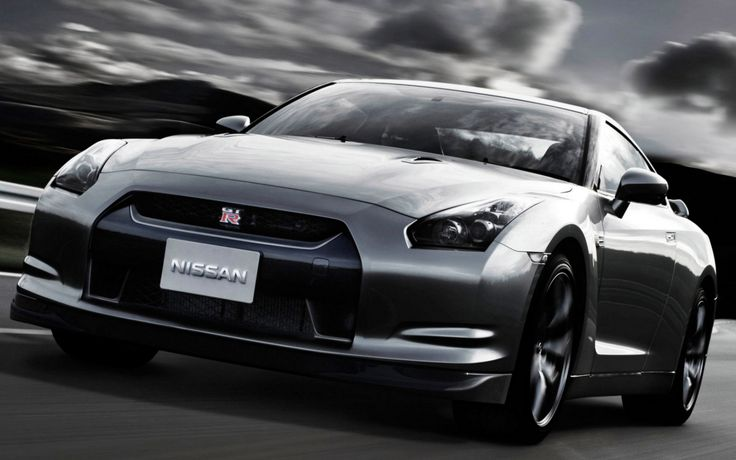 nissan gtr 2009 Wallpaper HD Wallpaper