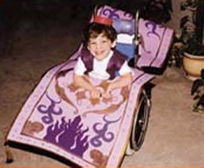 Halloween Costumes for People Using a Wheelchair - Spinal Cord Injury - Paralysis Research Center