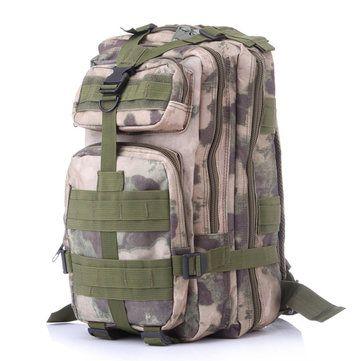 Mens Casual Backpacks Best Mountaineering Backpacks Hiking Backpacks - US$49.19
