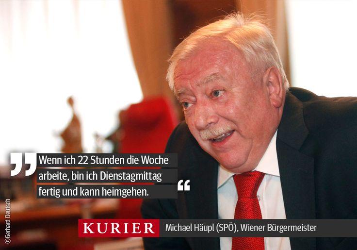 """Für den Wiener Bürgermeister ist eine 22-Stunden-Woche am Dienstag vorbei. Die Lehrer zeigen sich """"not amused"""". http://kurier.at/politik/inland/haeupls-22-stunden-sager-erzuernte-lehrer-fordern-entschuldigung/125.221.936"""