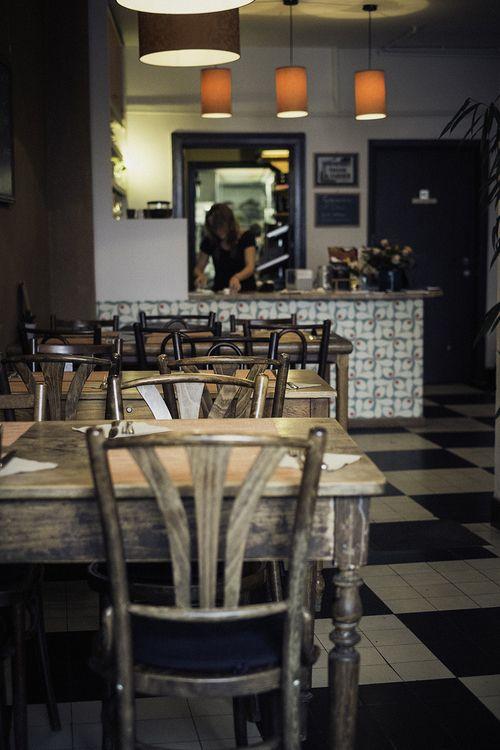 Avalon gent - Vega restaurant