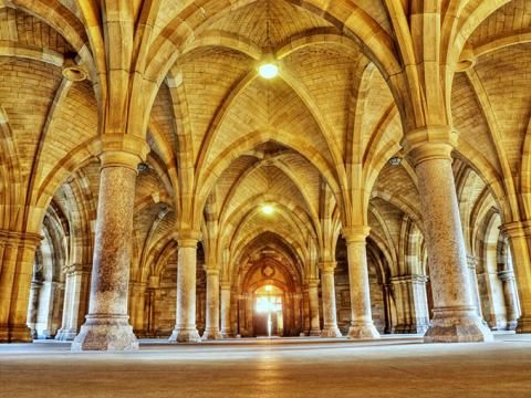 Glasgow University and other top 10 things to do in Glasgow