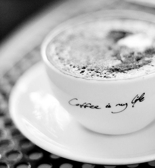 Het is tijd voor een kopje koffie... toch?
