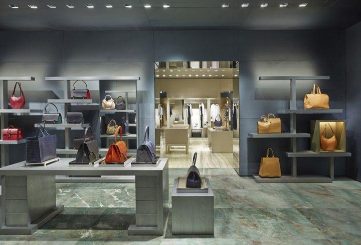Giorgio Armani store, Paris » Retail Design Blog