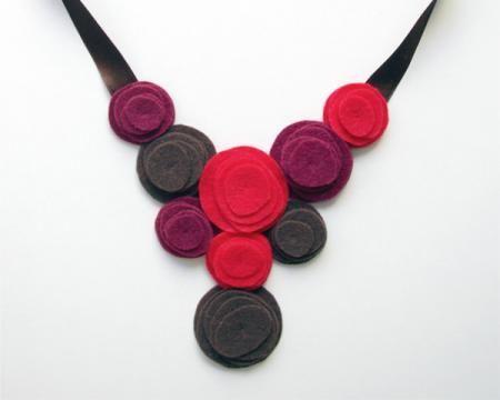 Resultados de la búsqueda de imágenes: Collares De Fieltro - Yahoo Search