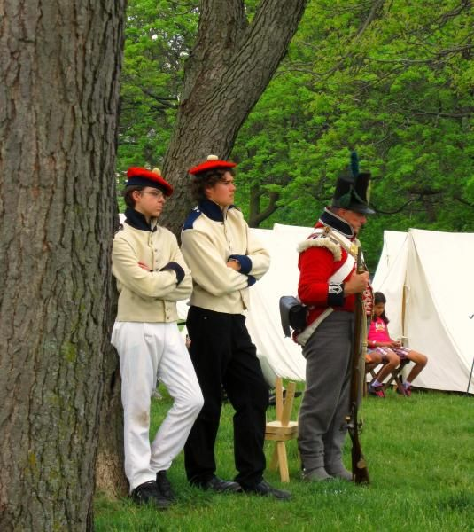 Days Out Ontario | Step onto the War Path at Battlefield Park