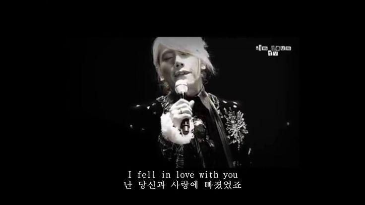 박효신(Park Hyo Shin) Superstar자막