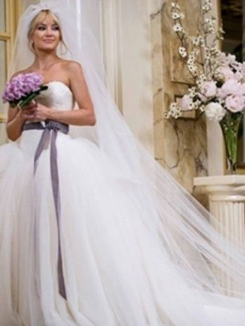 Vera Wang Wedding Gown Sale