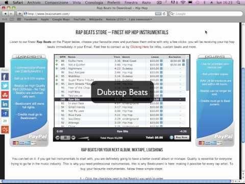 Buy Rap Beats online - Beatzunami.com - YouTube #buy_rap_beats_online #rap_beats #buy_hip_hop_beats